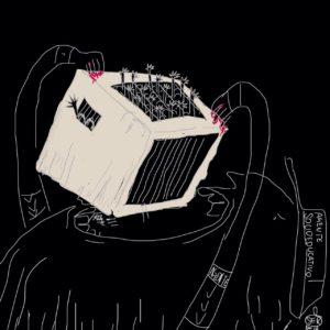 Ilustração feita por Sérgio Rossi